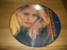 "Debbie Harry-French kissin.12"" picture disc.blondie"
