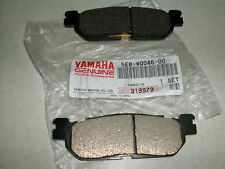 NOS YAMAHA REAR BRAKE PAD SET 99-02 YZF-R6 5EB-W0046-00