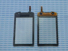 Touch screen touchscreen per Samsung SGH S5620 monte nero black digitizer