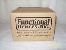 FUNCTIONAL DEVICES INC / RIB PSH100AB10 Transformer, AC Control, In 120, Out 24