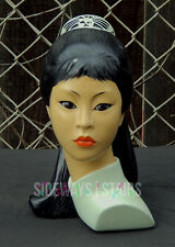 vintage 1965 MARWAL BROWER ASIAN WOMAN BUST oriental vietnamese chinese asia 60s