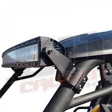 Can-Am Commander 1000 UTV 50in Led Light Bar Roll Cage Mount Brackets 2012 2013