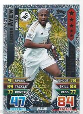 2015 / 2016 EPL Match Attax Man of the Match (407) Andre AYEW Swansea