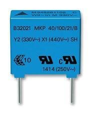 Condensatori a Film Condensatori di soppressione-CAP Soppressione y2 8200pf 20% Rad