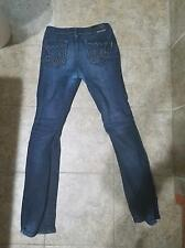 MEK DNM by Miss Me jeans 30 x34 as is crouch worn slim bootcut Marrakech