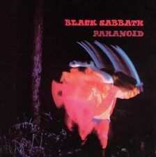 Black Sabbath - Paranoid - CD - War Pigs, Iron Man, Faeries Wear Boots, More...