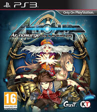 AR Nosurge Ode To An Unborn Star PS3 * NEW SEALED PAL *