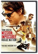 Mission: Impossible Rogue Nation, DVD