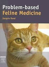 DVM Problem-Based Feline Medicine Veterinary Hardback Book Veterinarian Cat Cats