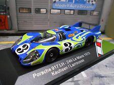 PORSCHE 917 LH 1970 Le Mans #3 Kauhsen Larrousse Hippie IXO 1:43
