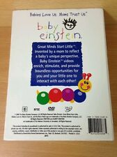 BABY EINSTEIN 26 DISC DVD SET COLLECTION - BRAND NEW