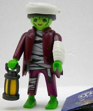 MUMIE ZOMBIE UNTOTER Playmobil FIGURES 11 BOYS 9146 zu grün GREEN GHOST MAGIC