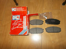 Mazda 323C 1.8 Turbo 4WD Front Brake Pads QH BP933 1990-94