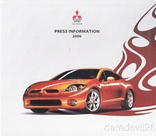 2006 Mitsubishi Motors Press Information Media Kit cd-rom