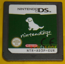 NINTENDOGS LABRADOR & AMICI e and Ds Versione Europea »»»»» SOLO CARTUCCIA