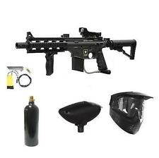 NEW Tippmann US Army Project Salvo Sniper Paintball Gun M-FLDP Red Dot Package