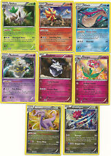 COMPLETE (91) XY FLASHFIRE POKEMON CARD BASE SET MINT Pyroar Dusknoir Carbink+