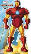 The Invincible Iron Man (Stand-up Mover), Marvel  Artists, Teitelbaum, Michael,