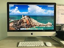 "Apple Imac 27""( MID 2011) 3.4 GHz Intel Core i7, 20G RAM, 1T HD, 2G RAM VIDEO"