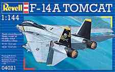 Revell 1/144 F-14A Tomcat Plastic Model Kit 04021