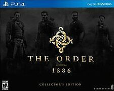 PlayStation 4 The Order: 1886 Collectors Edition VideoGames