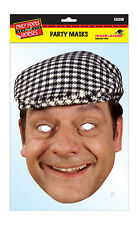 Del Boy Trotter Official Only Fools & Horses 2D Card Party Face Mask Fancy Dress