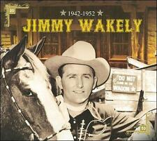 1942-1952 * by Jimmy Wakely (CD, May-2009, Bygone Days) NEW