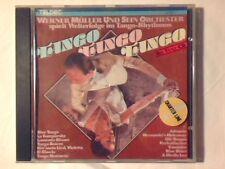 WERNER MULLER UND SEIN ORCHESTER Tango tango tango cd RARISSIMO VERY RARE!!!