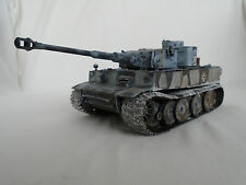 Pro Built German Tiger I 1/35 Dragon assembled and painted model