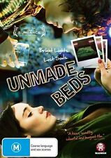 Unmade Beds DVD Region 4 (VG Condition)