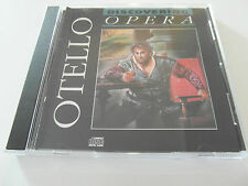 Discovering Opera - Otello (CD Album 1993) Used Very Good