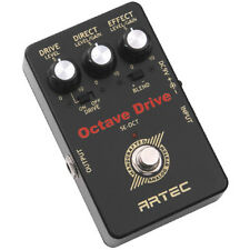 SE-OCT - ARTEC Octave Drive Vintage Octaver with Distortion effect pedal