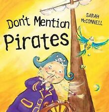 Don't Mention Pirates-ExLibrary