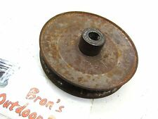 """Toro Wheel Horse 16-38XL Lawn tractor 38"""" Mower deck spindle blade drive pulley"""
