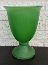 Italienische Amphoren Vase -  Scavo - Empoli / Murano ? - 35 cm
