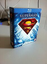 SUPERMAN ANTHOLOGY - DELUXE 8 BLU-RAY - CASTELLANO ENGLISH 905 min!!!