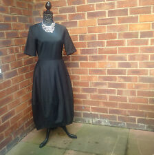 COS Dress with Cocoon Skirt Size 38