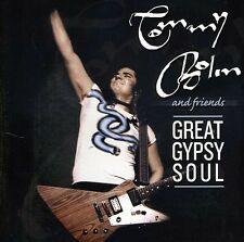 Great Gypsy Soul - Tommy & Friends Bolin (2012, CD NIEUW)