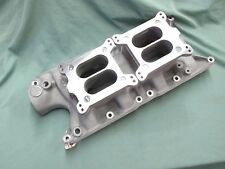 "HOT ROD FORD "" OFFENHAUSER "" DUAL QUAD INTAKE MANIFOLD  260 ,289, and 302 ENG."