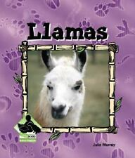 Llamas (Animal Kingdom)-ExLibrary