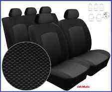 Tailored Full Set Seat Covers For Renault Scenic II 5 seater 2003 - 2009 (BL)