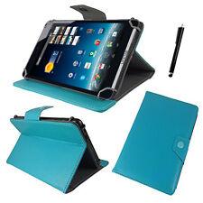 Aldi Medion Lifetab P8912 MD 99066 Tablet Pc Tasche mit Stand - 8,9 Zoll Türkis