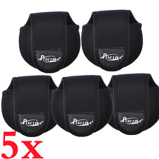 5x Piscifun Baitcasting Fishing Reel Storage Bag Protective Cover CasePouch P0T2