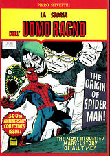 LA STORIA DELL'UOMO RAGNO - I Classici del fumetto n°11 - Ed. DARDO