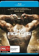 Thai Fighter BLU RAY BRAND NEW SEALED