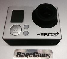 GOPRO MODIFIED HERO3+ SILVER CAMERA WITH 3.6MM NV LENS NIGHT VISION IR SENSITIVE