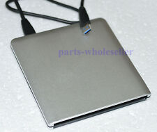 USB 3.0 2.0 SATA Laptop DVD ODD Burner Drive External 9.5mm Case Enclosure Caddy