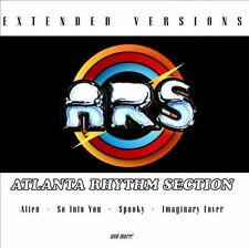 ATLANTIC RHYTHM SECTION CD EXTENDED VERSIONS BRAND NEW SEALED