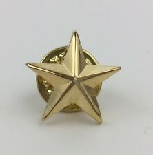 Gold Star Pin  - Metal