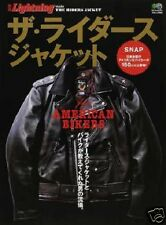 The Riders Jacket book photo collection Magazine vintage leather harley Bikers